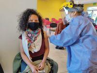 Hospital Madre Catalina: este viernes se vacuna a 1530 personas