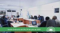 El Concejo Deliberante volvió a sesionar tras el receso invernal