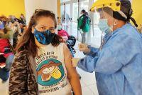 """Nueva jornada de vacunación en el Hospital """"Madre Catalina"""""""