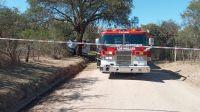 Los Molles: Perdió el control del vehículo e impactó contra un árbol