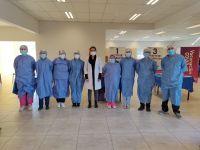 Villa de Merlo: el martes 150 adolescentes recibirán la vacuna Moderna