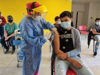 Comenzó la vacunación a jóvenes con situación de salud priorizada en Villa de Merlo