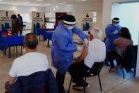 Lunes a plena vacunación en San Luis