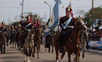 Villa de Merlo prepara un gran acto en honor a San Martín, con un desfile de Granaderos a caballos