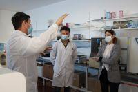 San Luis y Nación realizan estudios de combinados de vacunas