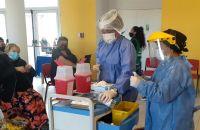 Coronavirus: este sábado vacunarán a más de 4.200 vecinos de Quines y San Luis Capital