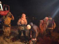 Papagayos: bomberos trabajan en los focos de incendio
