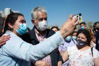 """""""Tenemos que acompañar a nuestros precandidatos para que defiendan los intereses de San Luis en el Congreso"""""""