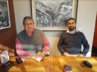 """""""Con Juan compartimos una visión de una construcción política asumiendo la agenda pública"""""""