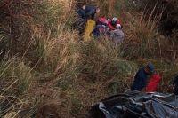 Los dos sobrevivientes del siniestro en las Altas Cumbres llegaron al hospital de Carlos Paz y están lúcidos