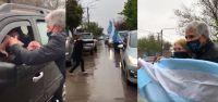 Poggi cierra campaña con caravanas por distintos lugares de San Luis
