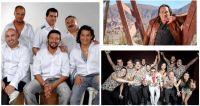 Confirmaron la grilla de artistas nacionales y regionales para el Valle del Sol