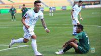 Argentina enfrenta a Bolivia en el regreso de los hinchas al estadio después de un año y medio