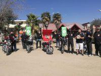 Villa de Merlo tendrá el monumento al Motociclista Argentino