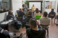 Taller sobre control de alimentos para agentes de Bromatología de Villa de Merlo