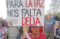 Delia habría sido abusada y asesinada, pero no aparecen evidencias