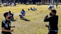 Ya no será obligatorio el uso de tapaboca al aire libre