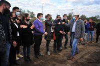 Villa Mercedes: construirán 300 viviendas sociales
