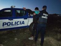 Traslasierra: Un joven fue detenido por el incendio de Cerro Mogote