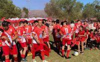 Liga del Valle: Hubo triunfos de San Martín de Merlo, Juventud de Cortaderas y Dep. Pringles