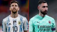 Argentina enfrentará a Italia en 2022 en duelo de campeones continentales