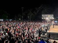 Unas 20 mil personas pasaron por la Fiesta Nacional Valle del Sol