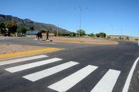 Nueva rotonda en Villa del Carmen que traerá más seguridad para vecinos y turistas