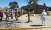 Nuevos casos de COVID en Villa Dolores y La Paz