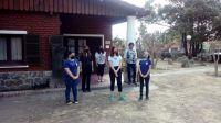 Jóvenes merlinos participaron de la 18° Maratón Nacional de Lectura