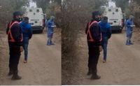 Villa de Merlo: La Policía detuvo a un hombre que ingresó ilegalmente a la provincia