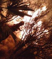 Villa de Merlo colabora con bomberos de la Costa de los Comechingones