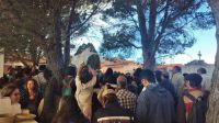 Homenaje en Villa de Merlo al joven actor que falleció ayudando a frenar los incendios en Córdoba
