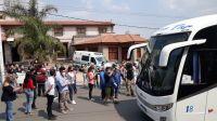 Autorizaron nuevos viajes de estudiantes de Villa de Merlo varados en otras provincias