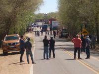 Autoconvocados mantienen los cortes de accesos a San Luis y piden libre circulación