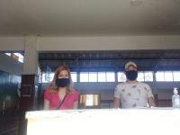 Merlo Solidario planea lo que será la tercera entrega de bolsones