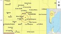Un tercer sismo en menos de 24 horas sacudió las sierras