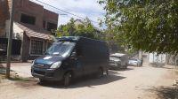 Triple allanamiento en Villa de Merlo por el robo a una vivienda