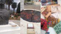 Max Fretes, el artista merlino que repartió libros por el Centro Histórico