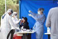 San Luis: preocupa el aumento de casos de COVID-19