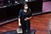 Fernanda Spinuzza asumió esta semana como Diputada
