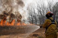 Volvieron los incendios a Córdoba: bomberos combaten dos focos, uno de ellos en Las Rabonas