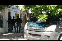 Dos allanamientos en Villa de Merlo por causas de robo