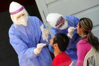 Ascienden a 126 los casos de Coronavirus registrados este jueves; 10 corresponden a la Villa de Merlo