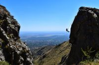 Puerta de Piedra, uno de los lugares más sorprendentes de la Villa de Merlo