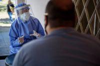 Coronavirus: durante tres días realizarán testeos masivos en Villa de Merlo