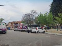 Operativo de testeos gratuitos en Villa de Merlo y la zona