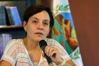 """María José Zanglá: """"La Provincia ha cumplido ampliamente las metas"""""""