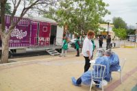 La semana comenzó con 75 nuevos casos de Coronavirus en la provincia