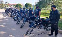 Hubo detenciones y secuestros de vehículos en un nuevo megaoperativo policial