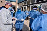 Coronavirus en Argentina: se registraron 24.999 nuevos casos y 383 muertes